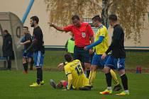 V divizním derby si Bohumín zastřílel a dal pět gólů.