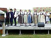 Vzahradě Domu PZKO vHavířově-Bludovicích se v sobotu před velmi početnou návštěvou konaly již 49. proslulé Slezské dožínky.