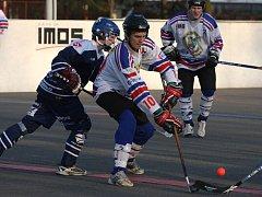 Karvinští hokejbalisté zažehnali výsledkovou krizi.