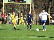 Těšíňané i přes herní převahu žádný gól nevytěžili.