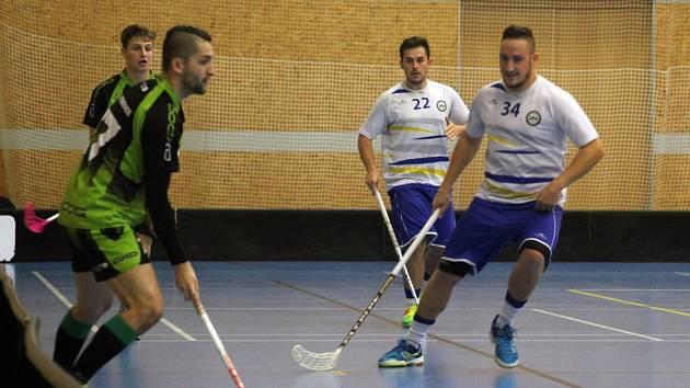 Florbalisté Petrovic a Slovanu Havířov sehrají vzájemný zápas.