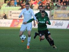 Jan Kalabiška (vlevo) a jeho spoluhráči chtějí potvrdit dobrý start do sezony.