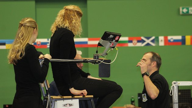 Badmintonový turnaj Karviná International