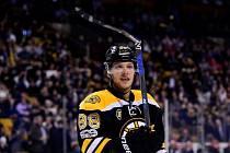 David Pastrňák, hvězda Bostonu.
