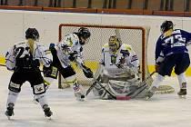 Karvinské hokejistky postoupily po roce znovu do finále ženské ligy.