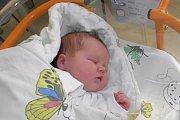 Mamince Barboře Kišové z Orlové se 11. října narodil syn Matyášek Kiš. Po narození chlapeček vážil 3720 g a měřil 50 cm.