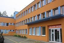 Havířovská nemocnice. Oddělení dialýzy.