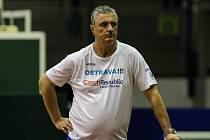 Daviscupový kapitán Jaroslav Navrátil.