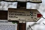 Soutok řek Odry a Olše v Bohumíně-Kopytově.