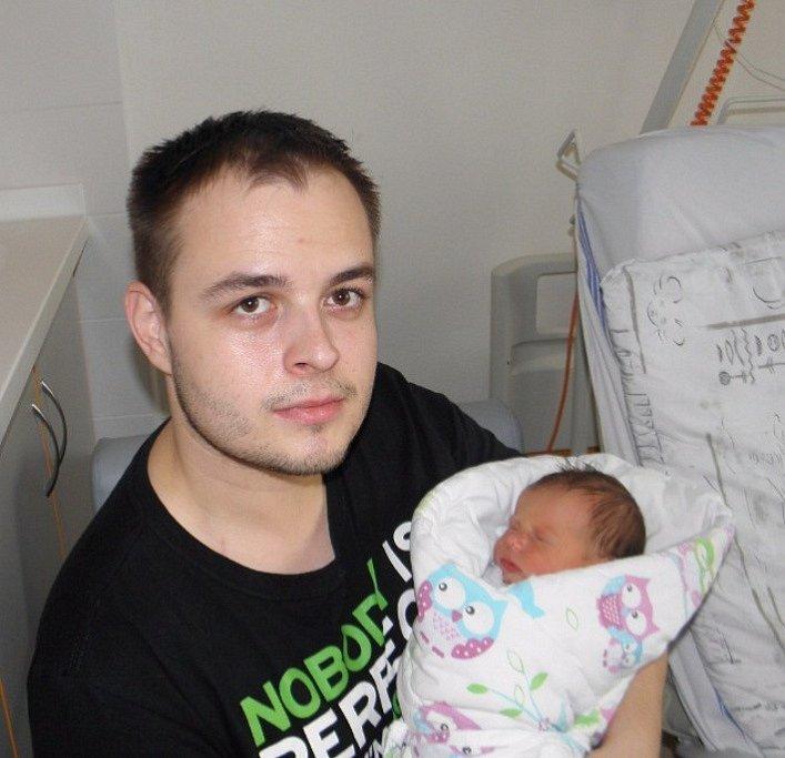 Vanesska Chmielová se narodila 25. září paní Monice Boryśové z Karviné. Po narození miminko vážilo 3340 g a měřilo 50 cm.