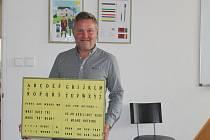 Simon Barchelor pochází z Anglie. V Karviné učí v soukromé jazykové škole konverzaci.