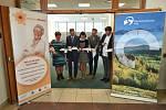V Orlové mají nový Senior Point- Funguje v prostorách městské knihovny.