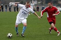 Petrovičtí fotbalisté protrhli čekání na tři body.