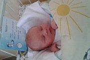 Sebastian Bukovanský se narodil 14. 9. 2017 v Karviné. Vážil 3340 g a měřil 49 cm.