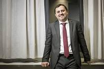 Generální ředitel Heimstadenu Jan Rafaj.
