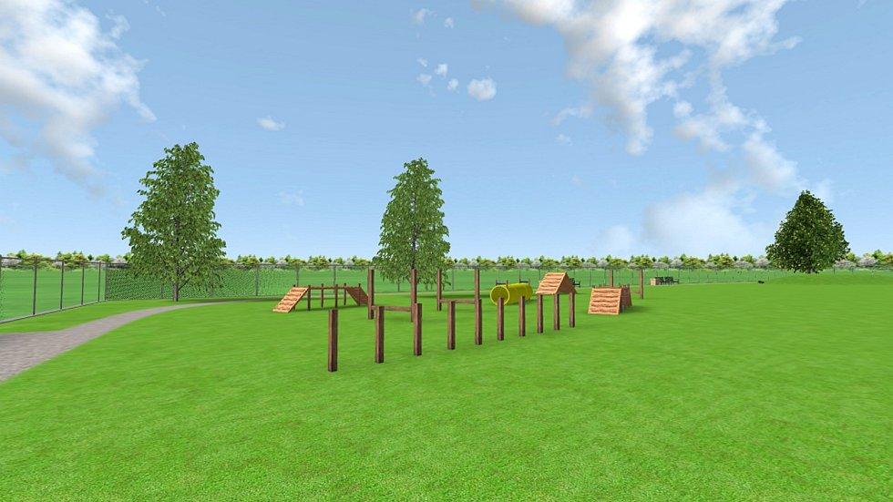 V karvinském lesoparku Dubina vznikne park pro psy.