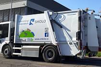 """Na území Třince začala výměna kontejnerů na směsný komunální a bioodpad. """"Potřebujeme, aby lidé ponechali až do provedení změny nádoby u komunikace,"""" říká Smolo CZ."""