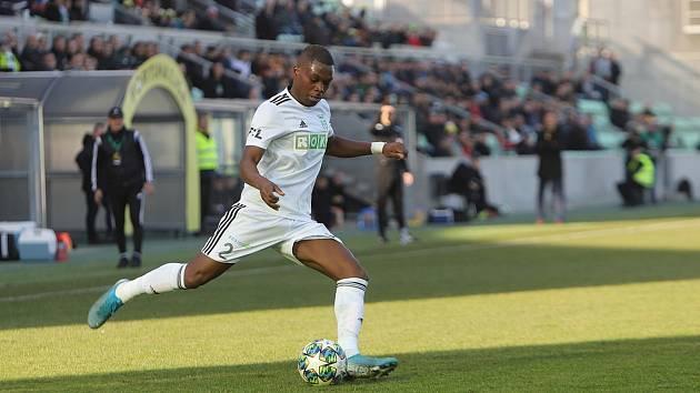 Gigli Ndefe má za sebou první sezonu v Karviné.