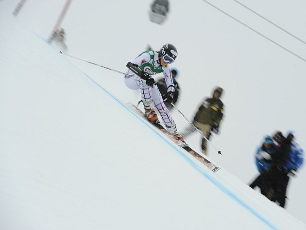 Kateřina Pauláthová měla nabitý měsíc. V Rakousku si zajela tři závody, v Kanadě další dva.