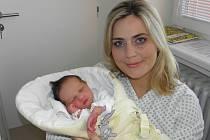 Jasmínka se narodila 4. prosince paní Stanislavě Starzové z Karviné. Po narození holčička vážila 3030 g a měřila 49 cm.