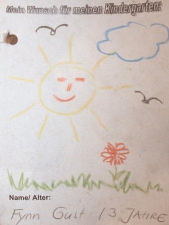 Dopis malého chlapce zNěmecka přiletěl sbalonkem do Havířova.