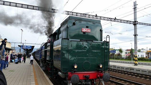 Den železnice v Bohumíně
