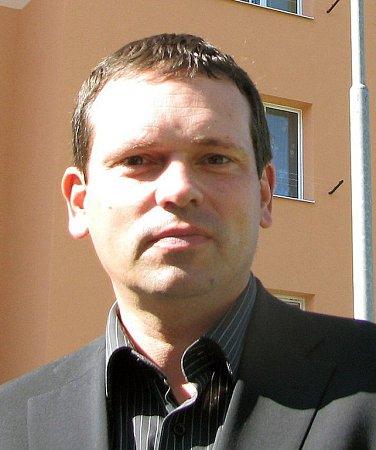 Náměstek havířovského primátora Petr Smrček.