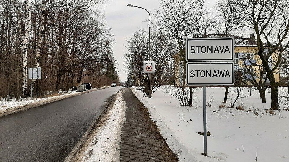 Hornická obec Stonava před 30 lety doslova vstala z popela. Dnes má necelých 2000 obyvatel a velmi dobrou infrastrukturu. Stonava-Nový svět.