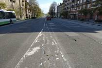 Ulice Dělnická v Havířově bude mít nový povrch. Vyžádá si to změnu organizace dopravy.