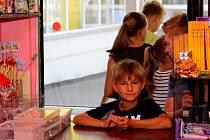 Školní bufet na ZŠ Karoliny Světlé v Havířově.