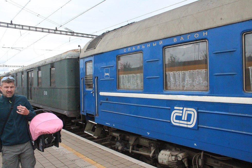 Regionální den železnice odstartoval v 8 hodin v sobotu 28. září 2019 v Bohumíně.