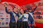 Nejlepší tým Gracie - Virtu Cycling.