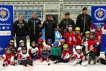 Akce Pojď hrát hokej v Havířově.