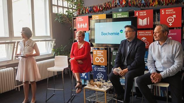 Záměr využití originální biotechnologie představila společnost na červnové konferenci v Praze.