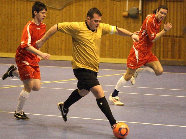 V sobotu se v Karviné bude hrát kvalitní futsal.