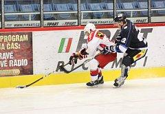 Havířovští hokejisté se na další výhru pořádně nadřeli.
