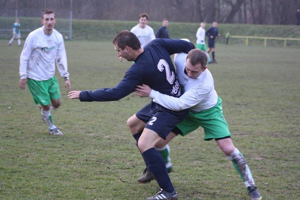 Šlágr podzimní I.B třídy vyšel lépe fotbalistům Dolních Datyní.