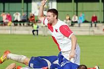 Jarmil Kopel coby střídající hráč opět zajistil svému týmu aspoň bod.