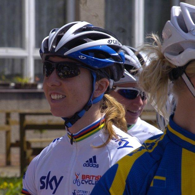 Vminulosti jezdily Gracii jména jako třeba Nicole Cooke zBritánie.