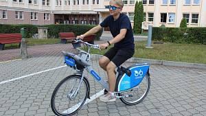 Bikesharing v Havířově