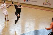 Jan Zbránek dal sice v Jičíně šest gólů, ale ani na bod to Baníku nestačilo.