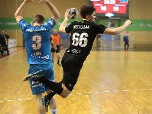 Handbal: Karviná - Plzeň