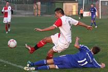 Orlovští fotbalisté v prvním jarním utkání překvapivě prohráli.
