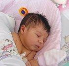 Jessie se narodila 13. září mamince Jessice Peterové z Karviné. Porodní váha miminka byla 3290 g a míra 48 cm.