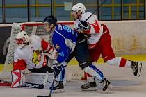 Hokejisté Orlové po delší době zase vyhráli.
