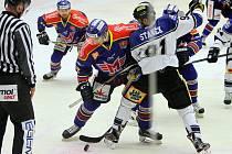 Havířov (v bílém) prohrál v Budějovicích.