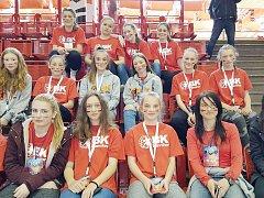 Mladé basketbalistky BK Havířov si zahrály národní finále.