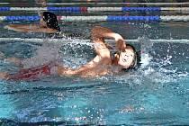 Krytý bazén v Bohumíně se otvírá až ve středu 2. června.