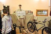 Výstava přiblížila život za první republiky.