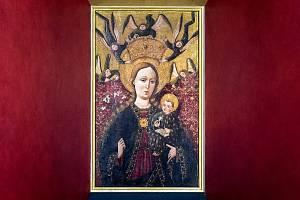 Madona z Těrlicka je k vidění v kostele sv. Václava v Ostravě.
